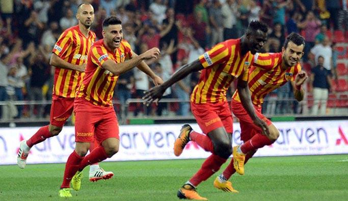 FIFA'dan Kayserispor'a ceza