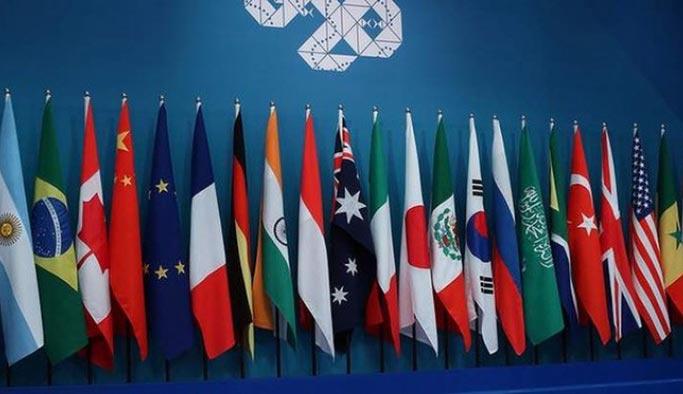G20 ülkeleri hangileridir, G20 açılımı nedir, G20 üyesi ülkeler TAM LİSTE