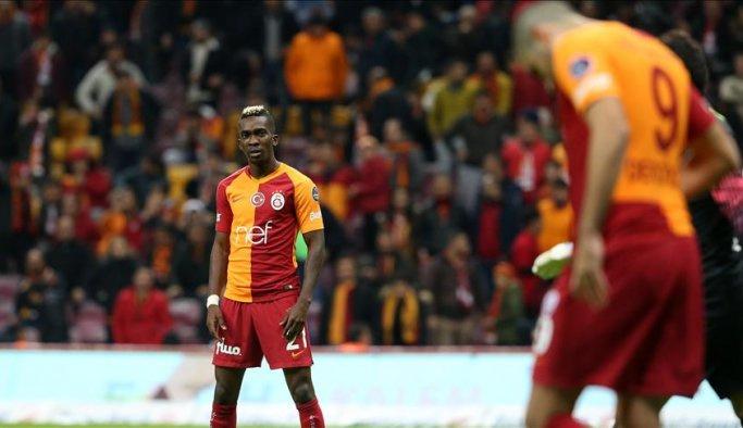 Galatasaray kendi sahasında kazanamadı