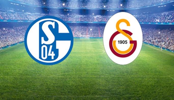 Schalke 2-0 Galatasaray