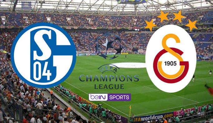 Galatasaray Schalke 04 maçı hangi kanalda? İnternetten izle