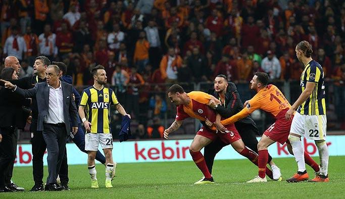 Galatasaray ve Fenerbahçe'den 16 isim PFDK'ya sevk