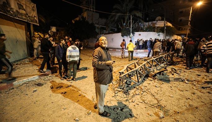 Gazze'den kahreden görüntüler gelmeye başladı