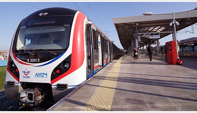 Halkalı-Gebze tren hattı yeniden açılıyor