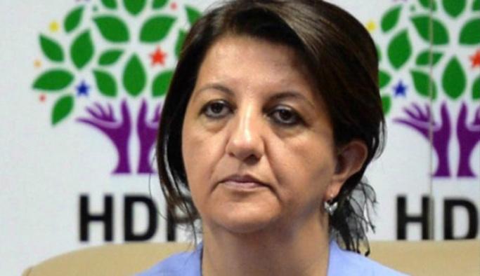 HDP Eş Başkanı ve 3 vekil hakkında fezleke