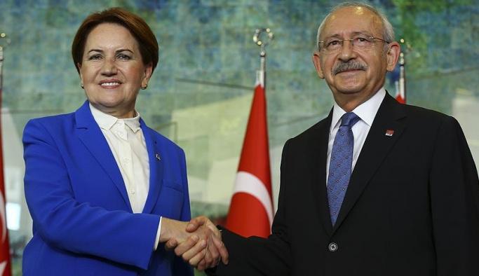 HDP ile gizli gizli İyi Parti ile alenen