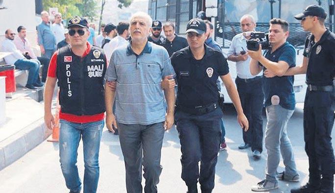 Hüseyin Avni Mutlu tekrar tutuklandı