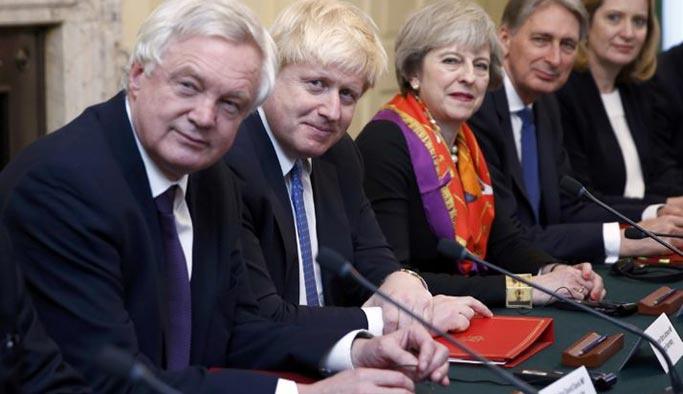 İngiltere hükümetinden Brexit'e onay
