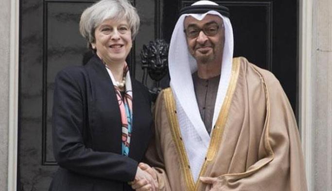 İngiltere ile BAE arasında casus krizi