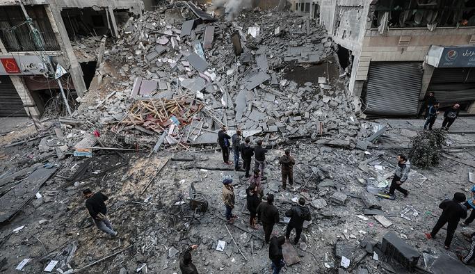 İsrail'in son Gazze saldırısının geride bıraktığı yıkım