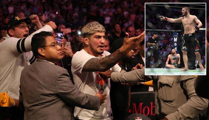 Savcı açıkladı: Khabib'i ring dışındaki o adam tahrik etti