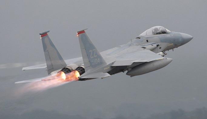 Japonya'da ABD savaş uçağı düştü