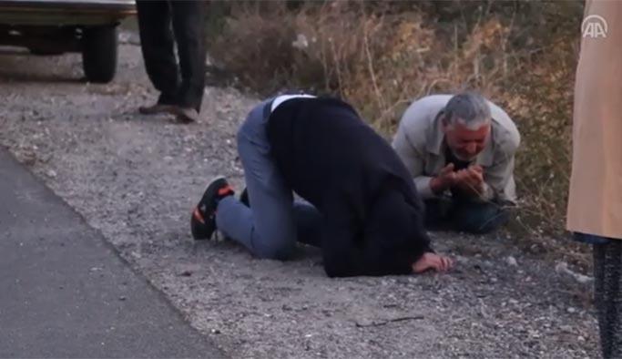 Aydın'da kahreden trafik kazası