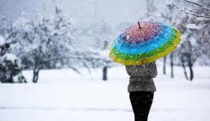 Kar ne zaman geliyor?  - İstanbul Ankara 14 Kasım hava durumu