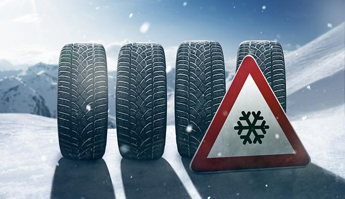 Kış lastiği hangi arabalarda zorunlu?