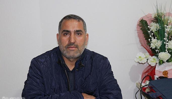 Köylünün imdada çağırdığı gazeteci gözaltına alındı