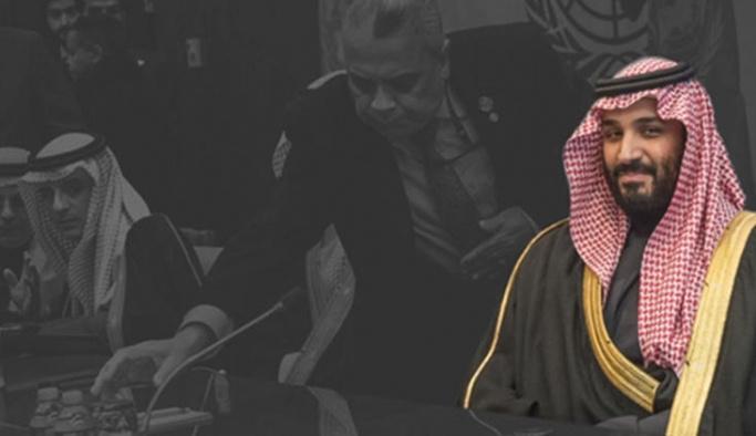 Kraliyetten Prens Bin Selman açıklaması