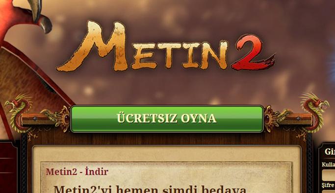 Metin2 indir oyna