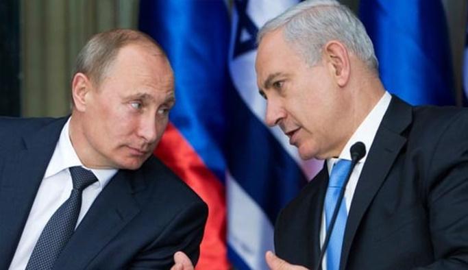 Netanyahu - Putin görüşmesi iptal edildi
