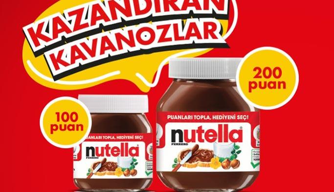 Nutella hediyeleri ne zaman gelir?