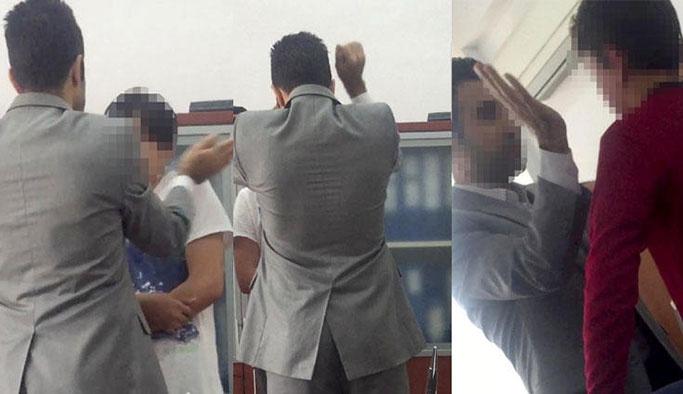 Okulda skandal görüntüler... Soruşturma başlatıldı