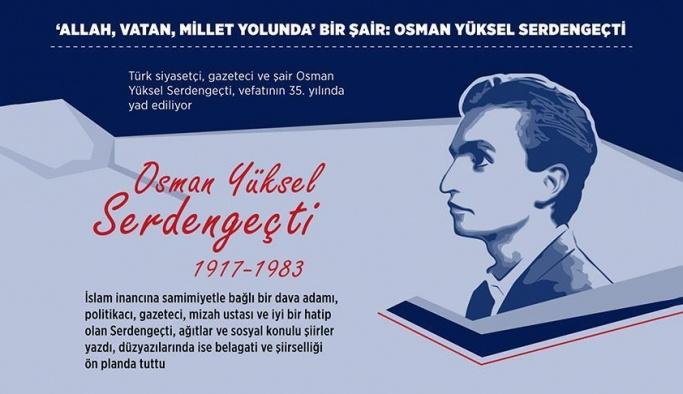 Osman Yüksel Serdengeçti kimdir?