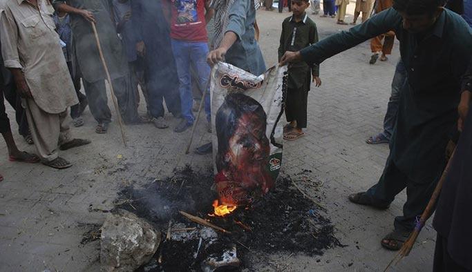 Pakistan'da olaylar büyüyor, Belçika teklifte bulundu
