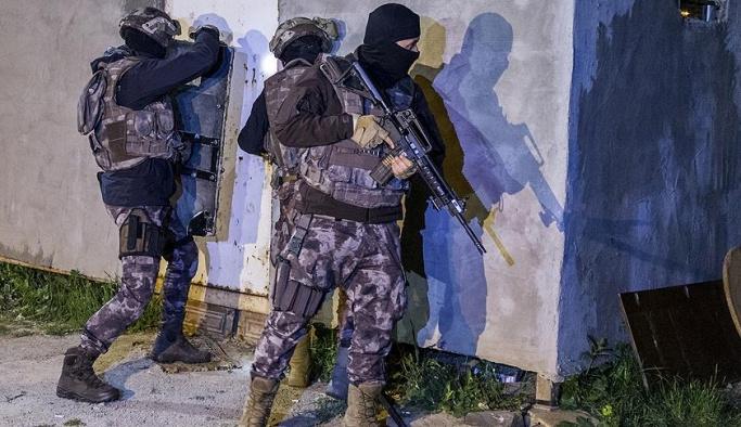 PKK için haraç toplayan çeteye operasyon