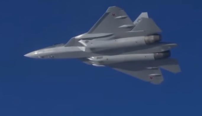 Rusya son nesil silahını Suriye'de denedi