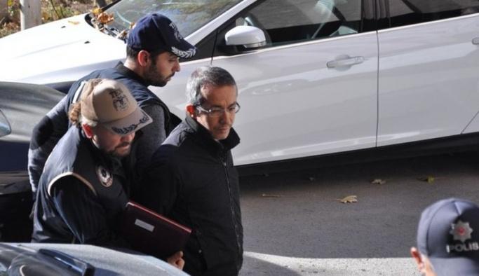 'Şemdinli Savcısı' Ferhat Sarıkaya tutuklandı