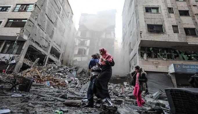 Son dakika:Gazze'deateşkesilan edildi