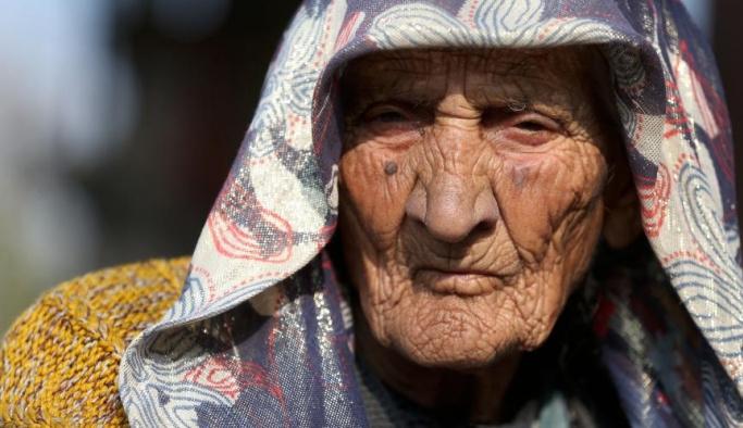Sultan Abdülhamit'i gören teyze 118 yaşında