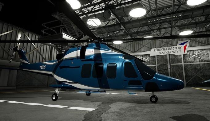 T625 Genel Maksat Helikopteri görücüye çıkıyor