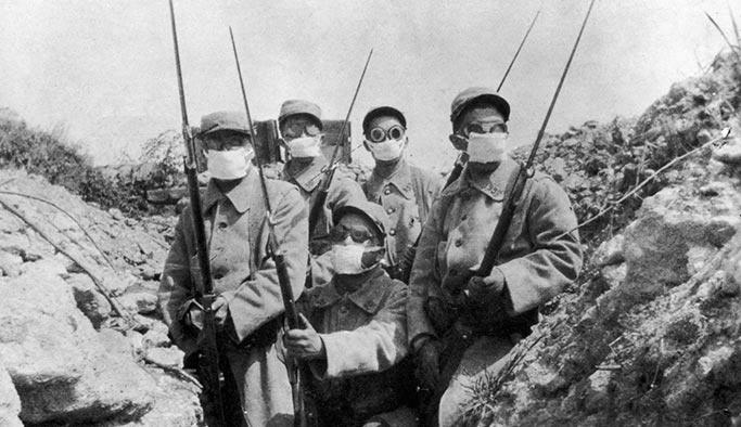 Tarihin en kanlı savaşı: 17 milyon ölü, 21 milyon yaralı