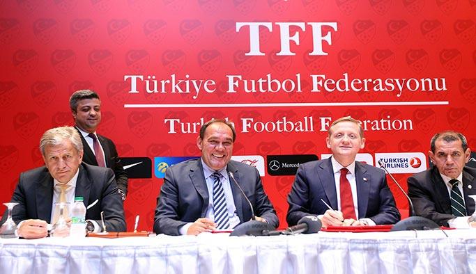 TFF zor durumda, Kulüpler Birliği'nden sert açıklama geldi