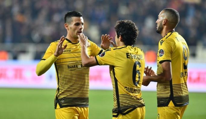 Trabzonspor için hüsran gecesi