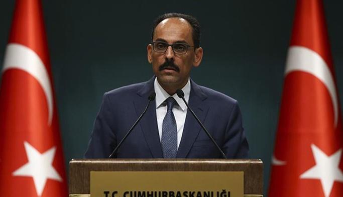 Türkiye'den ABD'ye: Bizi kandıramazlar
