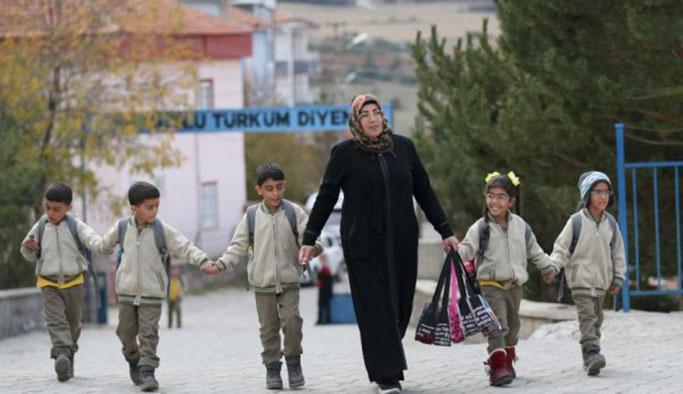 Türkiye'nin beşizleri 7 yaşında