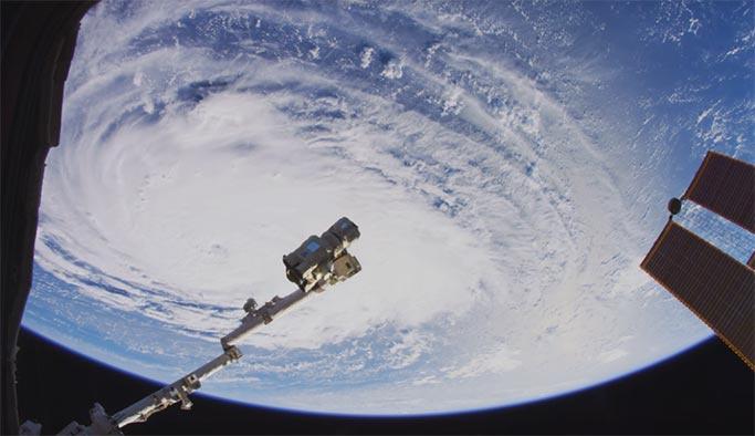 Uzay tarihinde ilk: NASA 8K video paylaştı