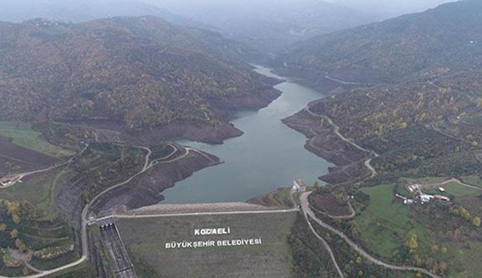 Yuvacık Barajı'nda su kritik seviyede