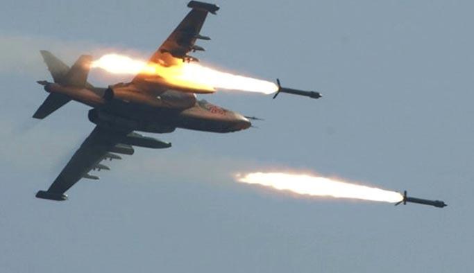 ABD Suriye'de saldırdı, 8 sivil öldü