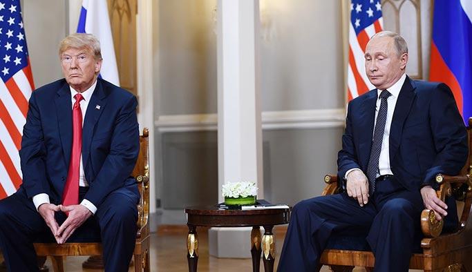 ABD ve NATO'nun tehditlerine Putin'den cevap
