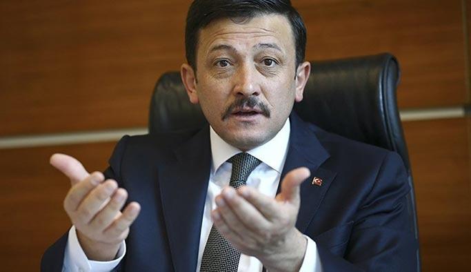 AK Parti'den iddialara sert tepki