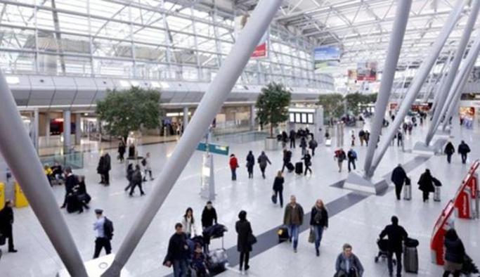 Almanya'da alarm verildi... Tam 14 havalimanı...