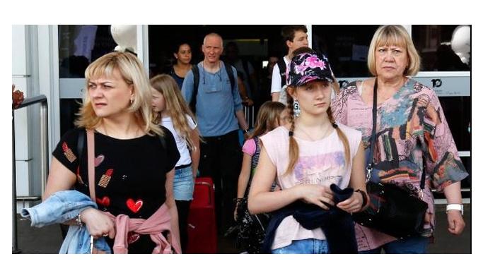 Antalya dört yıl sonra yabancı turist sayısında İstanbul'u geçti