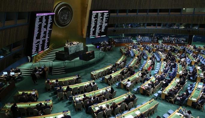 BM Genel Kurulu'nda ABD'ye Hamas şoku