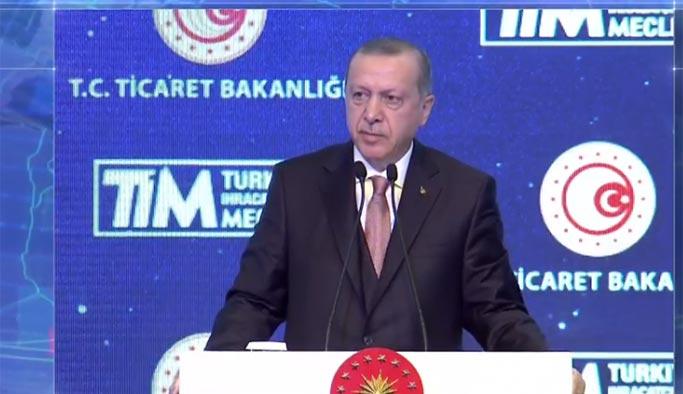 Erdoğan'dan Trump'ın kararına ilk yorum
