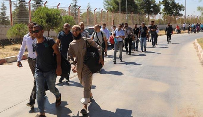 Dönen Suriyelilerin sayısı açıklandı