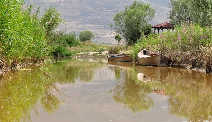 Eber Gölü'nü kurtaracak formül