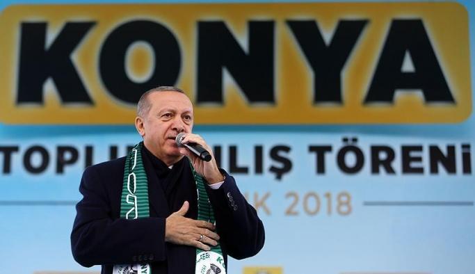 Erdoğan'dan 'Çözüm Süreci' açıklaması